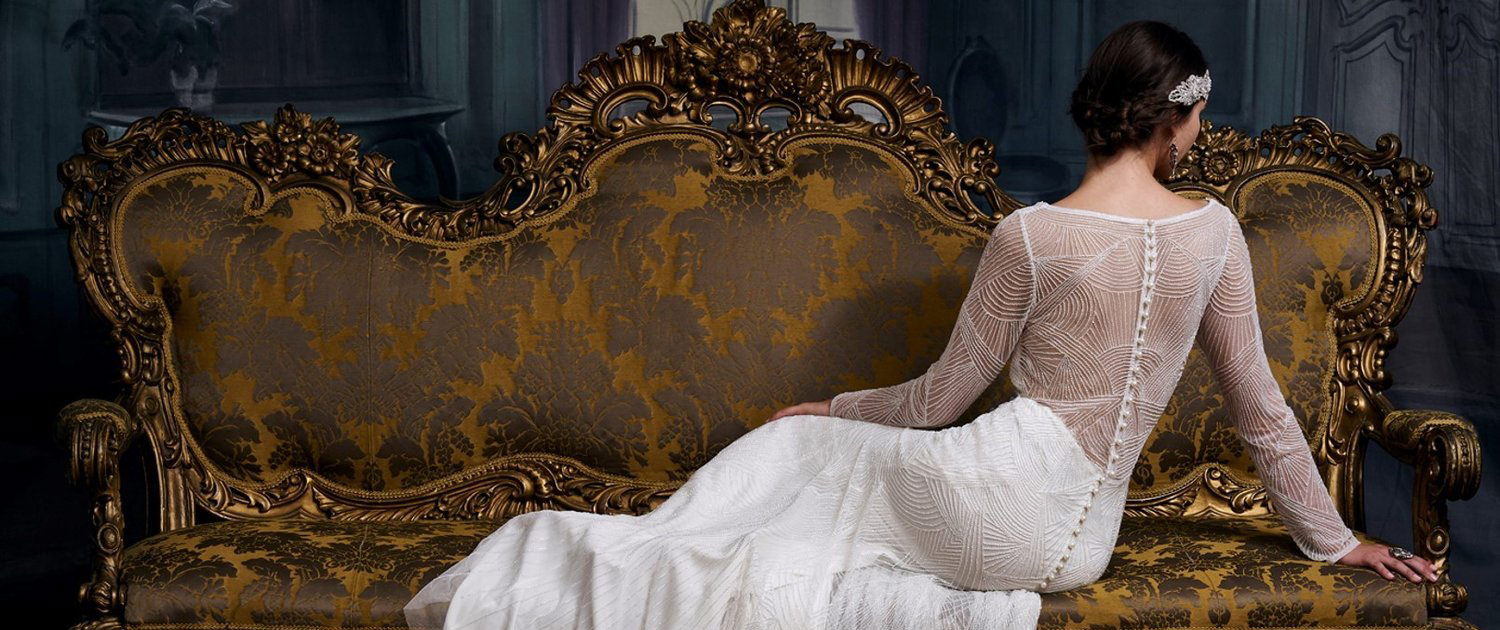 pre-loved designer wedding gowns