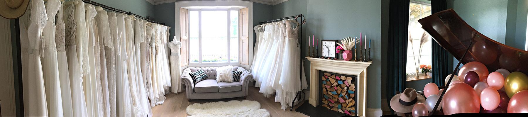 The Little Bridal Boutique, Oxfordshire